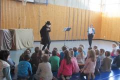Der Feuervogel, Grundschule Adelzhausen